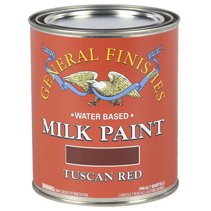 Tuscan Red Milk Paint Qt.