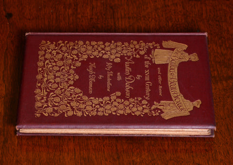 The Ballad of Beau Brocade and other Poems of the XVIII Century by Austin Dobson (1892)
