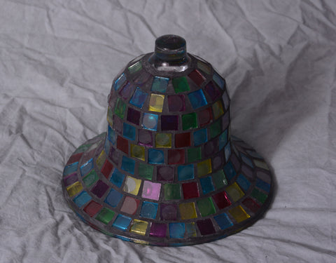 Mosaic Small Bell shaped Lamp Shade