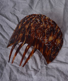 Decorative Tortoise Shell Hair Comb