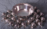 Silver Punch Bowl