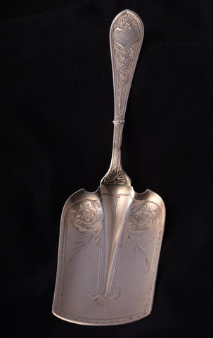 "Gorham Sterling ""Raphael"" Ice Cream Knife 1874"