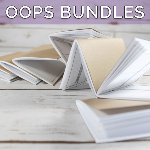Oops Notebook Bundles Oops Bundle - Growing Up Goddess