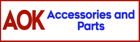 AOKextras.com Accessories and Parts Spec Book