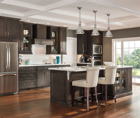 Aristokraft Korbett Kitchen Cabinets