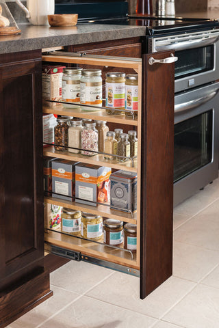 "6"" Base  Pullout Cabinet"