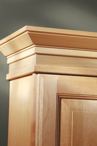 Mission Crown Moulding