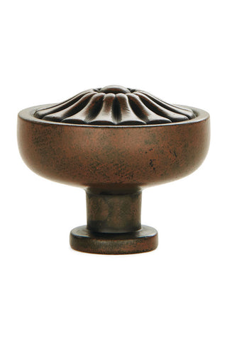 Patina Rouge Cabinet Knob - H307