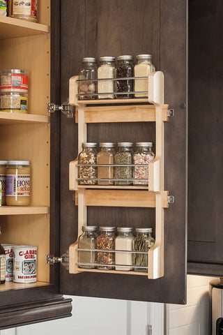 Wall Spice Rack Cabinet