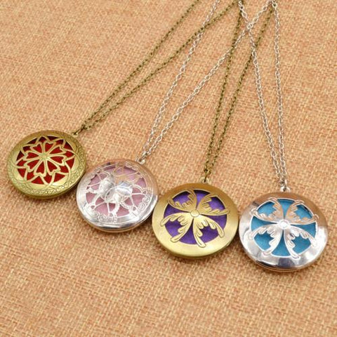 Fashion Diffuser Necklace