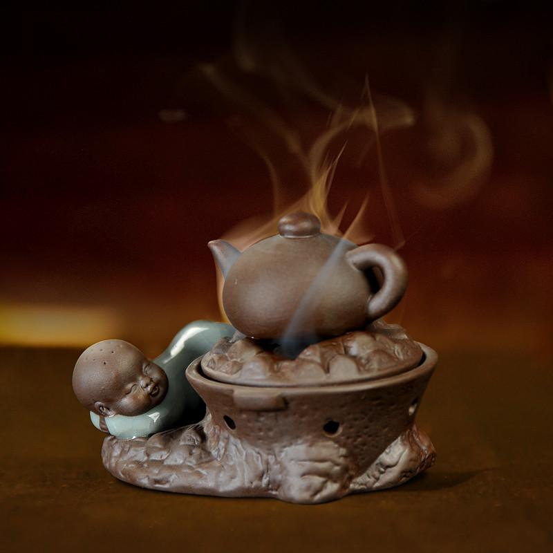 Coil Small Incense Burner