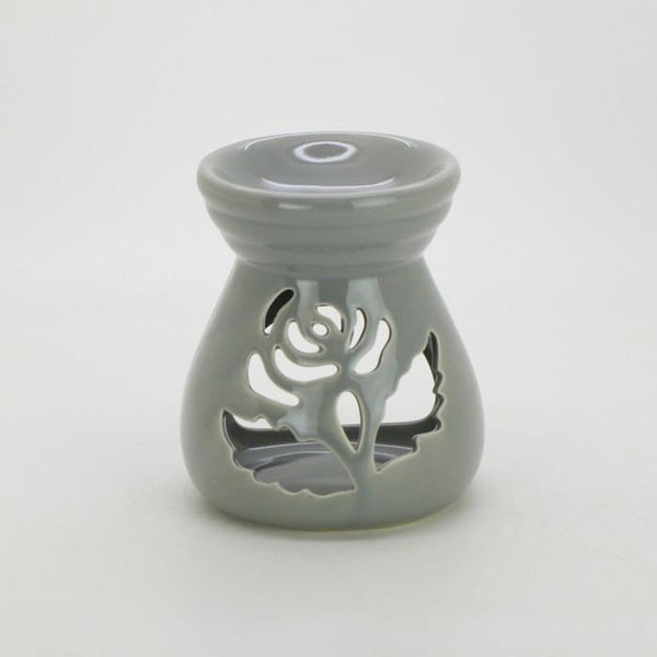 Rose Candle Oil Burner