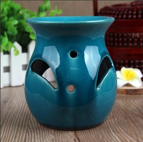 Ceramic Jars Oil Burner
