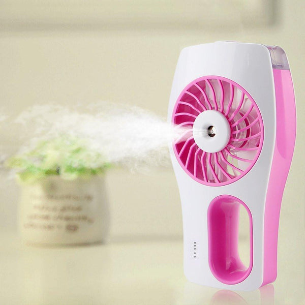 Misting Fan Humidifier