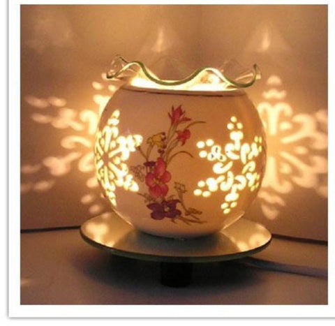 Ceramic Light Oil Burner