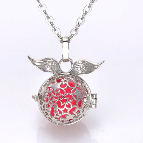 Locket Necklace Diffuser