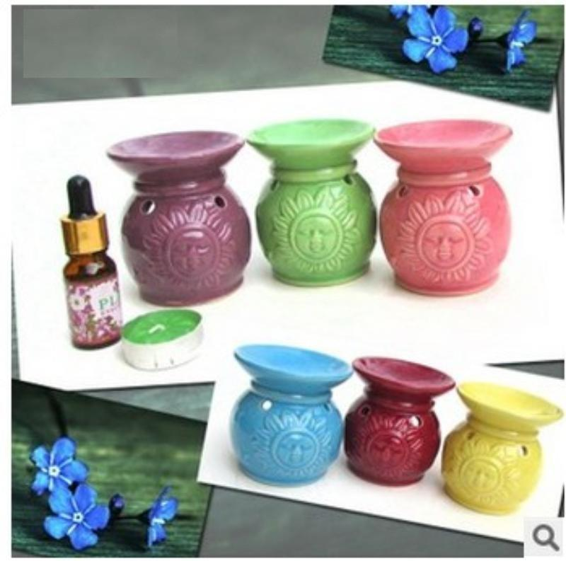 Small Sun Oil Burner