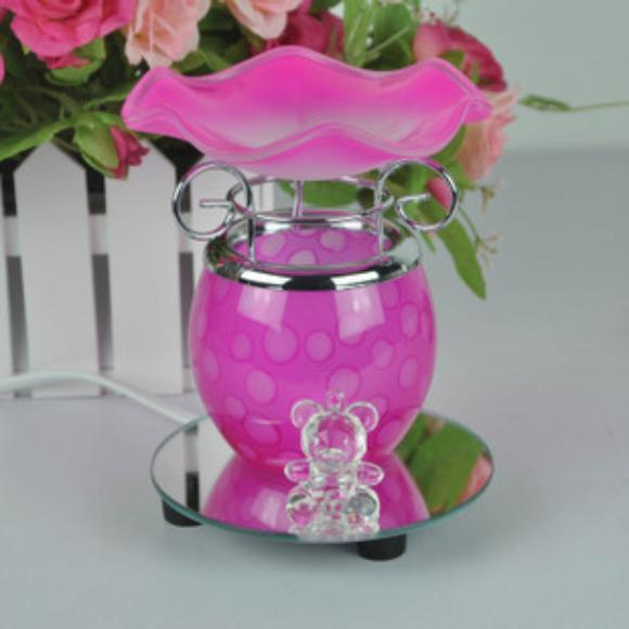 Optional Lamp Oil Burner