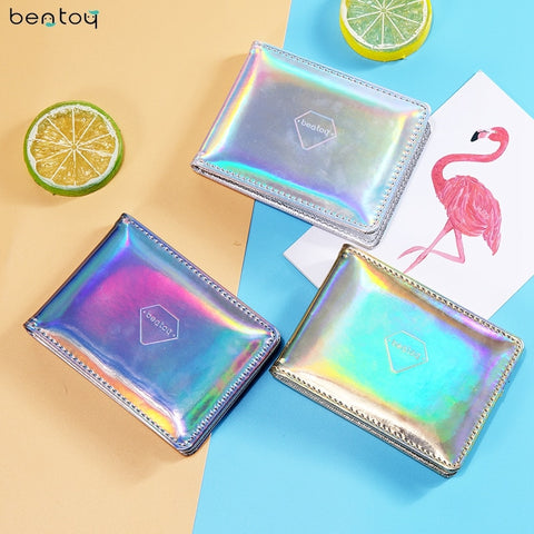 Holographic Biz Card Holder