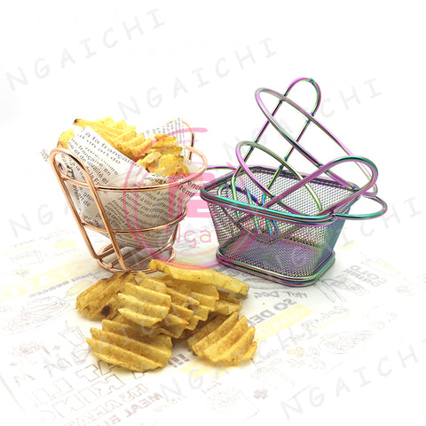 Unicorn French Fry Baskets