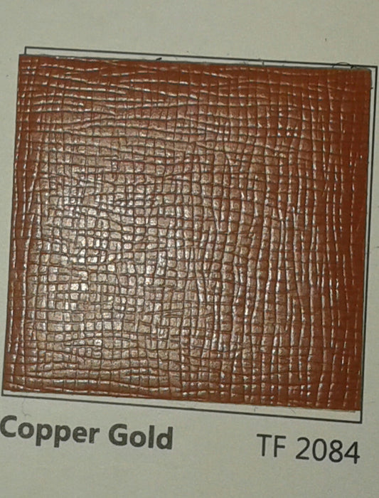 Buy Natroyal Group  Tuff PVC Flooring   Copper Gold TF 2084 -Online Happymonk India