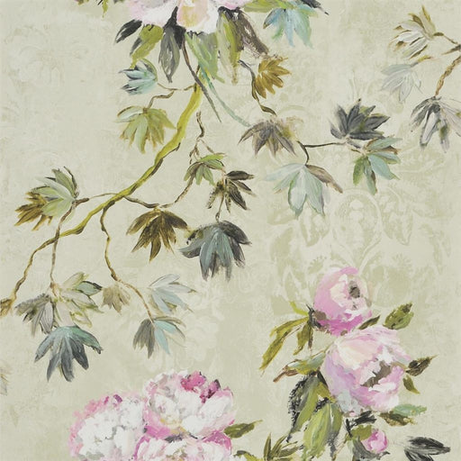 Buy Designers Guild  Caprifoglio Wallpapers   Floreale   Natural   PDG673 01 -Online Happymonk India