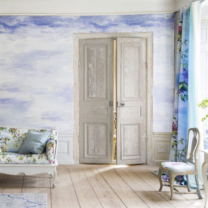 Buy Designers Guild  Caprifoglio Wallpapers   Cielo   Sky   PDG677 01 -Online Happymonk India