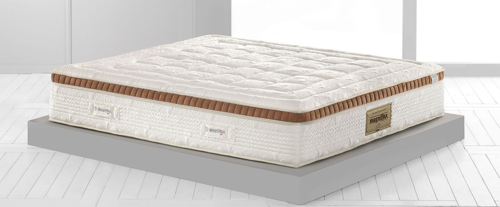 Buy Magniflex Luxury Mattresses Armonia with Memory form -Online Happymonk India