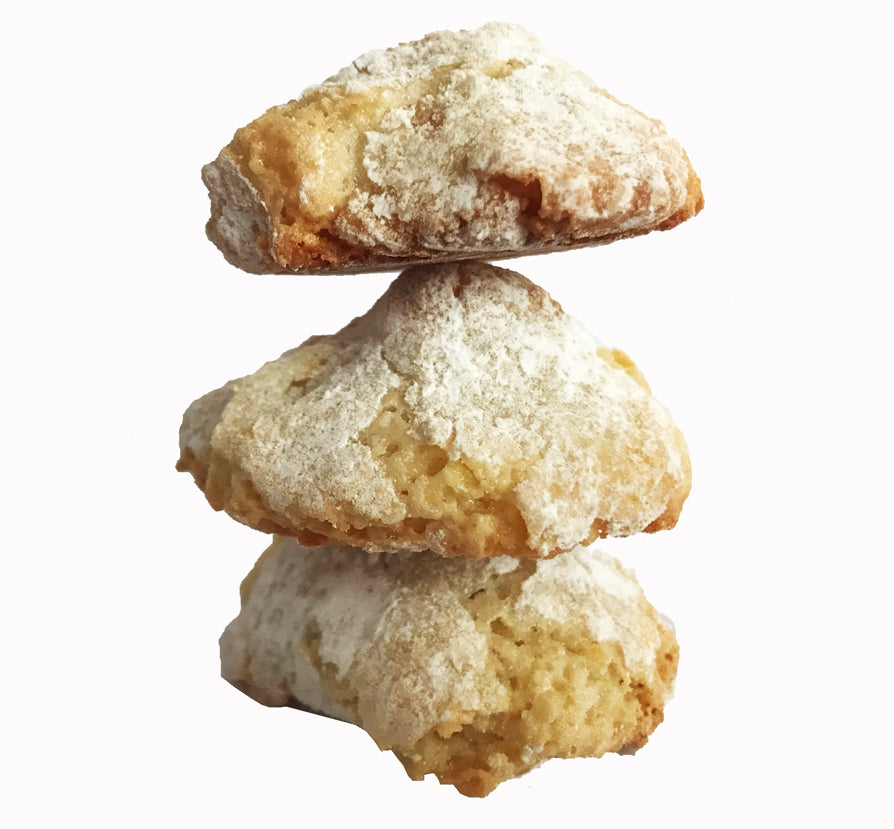 Amaretti Cookies - So delicious!