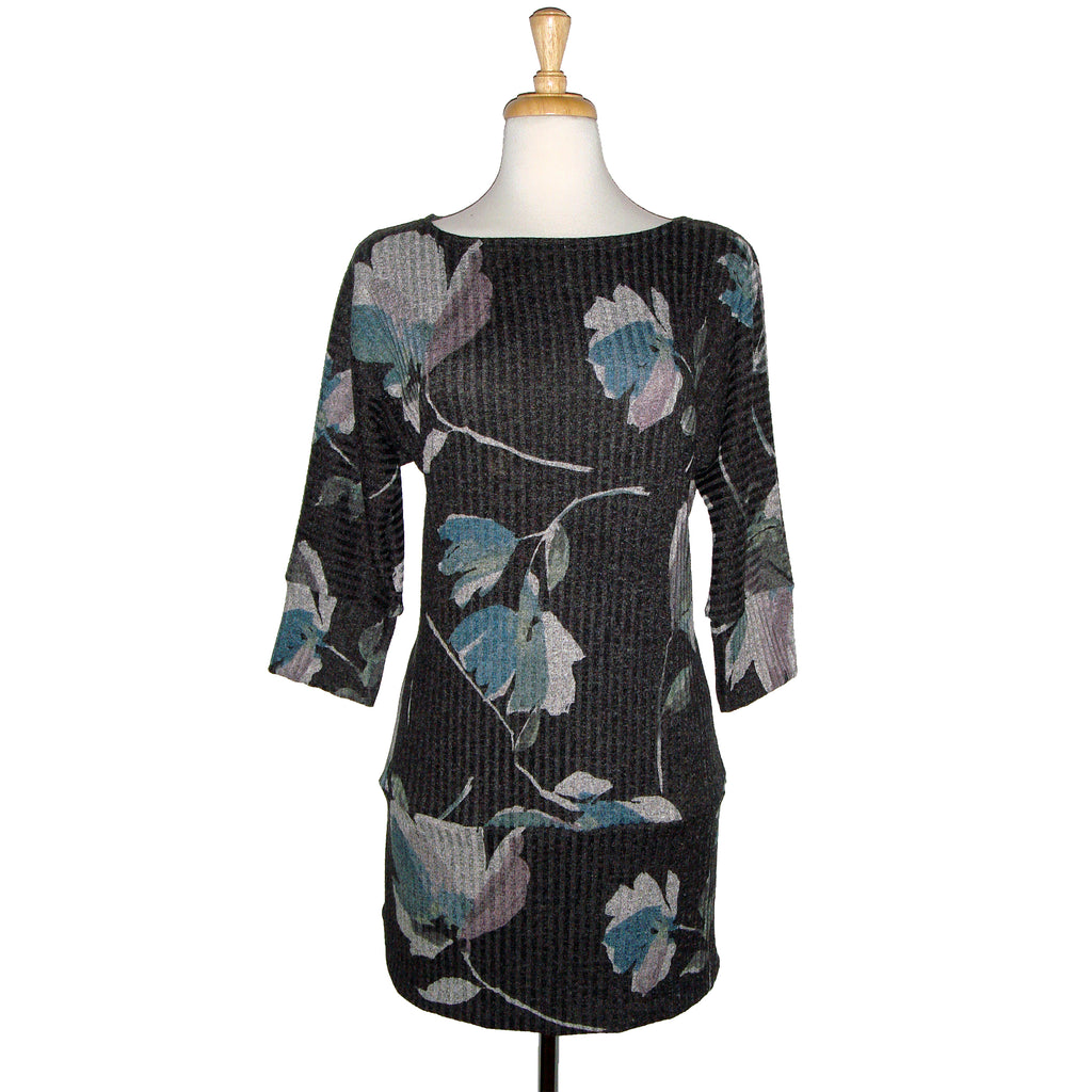 Dania Tunic - Blue Flower