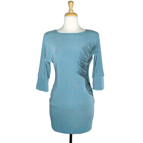 Dania Tunic - Feather - Teal