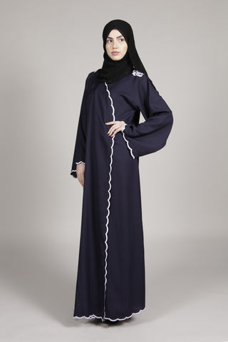 Sequenced Maxi Chiffon Cape