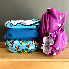 Learn more about pocket diapers
