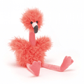 JellyCat Fancy Bonbon Flamingo