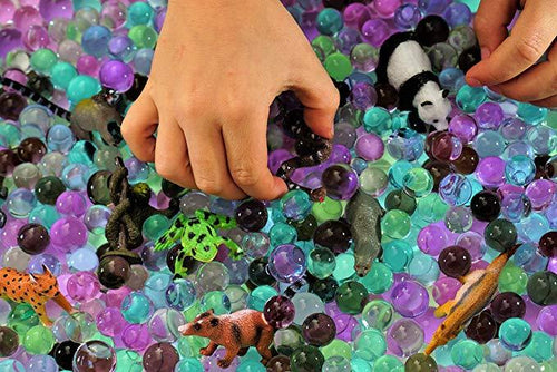 Sensory4u Dew Drops Jungle Excursion Sensory Bin Kit