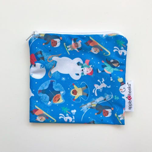 Applecheeks Reuseable Snack Bags *FINAL SALE NO RETURNS*