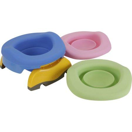 Potette collapsible reusable potty liner