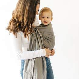 Kyte BABY Linen Ring Sling Birch