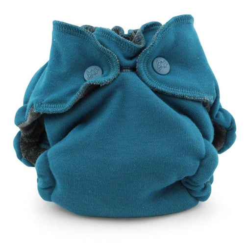Rumparooz Eco Posh Velour Fitted - Newborn *FINAL SALE NO RETURNS*