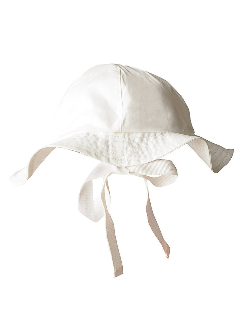 Under the Nile Wide Brimmed Poplin Sun Hat