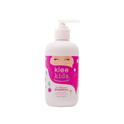 Klee Kids Enchanted Shampoo w/ Nettle & Yucca Root, 8 oz