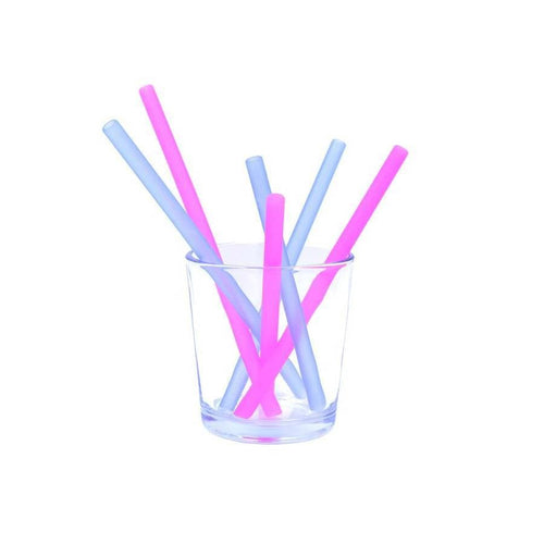 Silikids Silicone Straw Multi Pack by GoSili