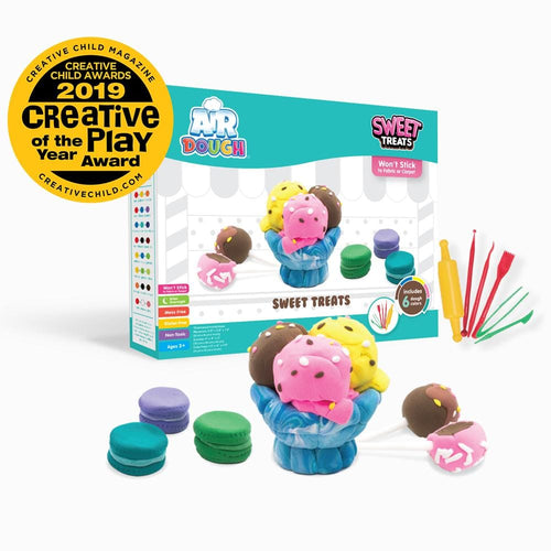Sweet Treats Air Dough Kit by Scentco