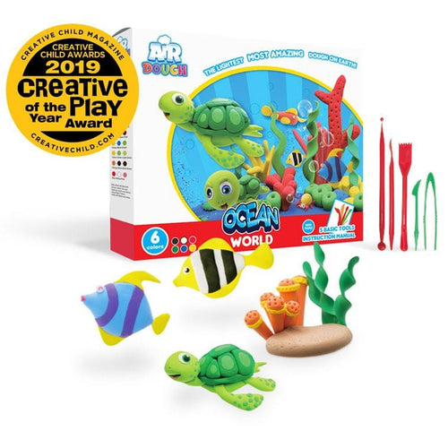 Ocean World Air Dough Kit by Scentco