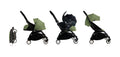 BABYZen YoYo+ Infant Car Seat Adapter