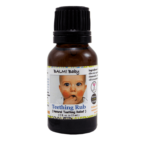 BALM! Baby Teething Rub