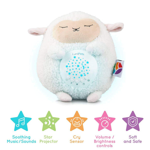 Lumipets Sound Soother Lamb