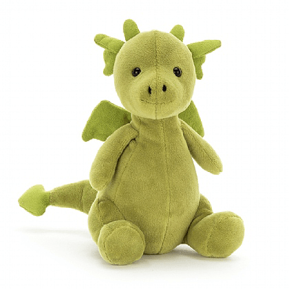 JellyCat Little Puff Dragon