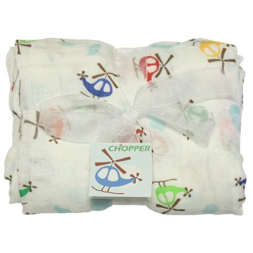 Best Bottoms Bamboo Swaddle Blanket