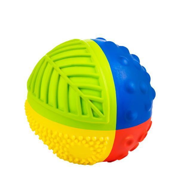"Natural Rubber Sensory Ball 3"" by CaaOcho"